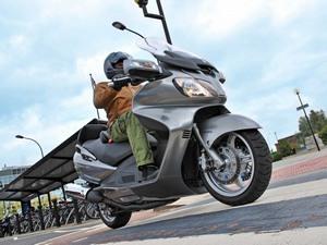 Описание дизайна Suzuki Burgman-Skywave-650
