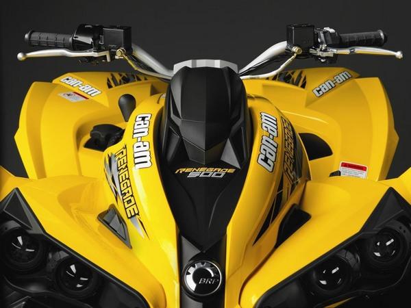 Фотогалерея квадроцикла BRP Renegade 500 - фото 10