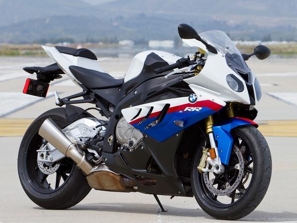 Фотогалерея мотоцикла BMW S 1000 RR (БМВ С 1000 РР) - фото 22