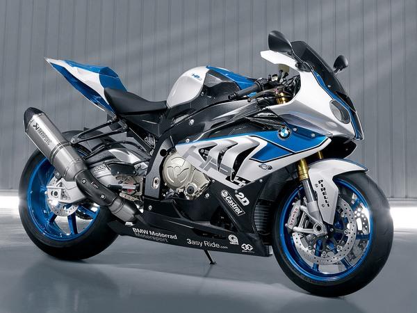 Фотогалерея мотоцикла BMW S 1000 RR (БМВ С 1000 РР) - фото 19