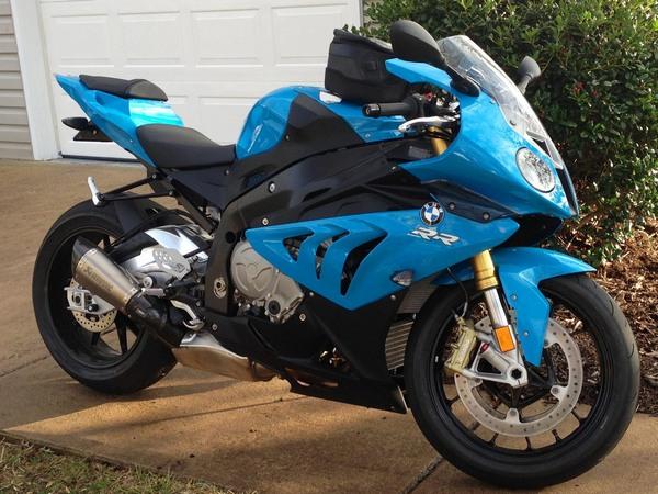 Фотогалерея мотоцикла BMW S 1000 RR (БМВ С 1000 РР) - фото 18