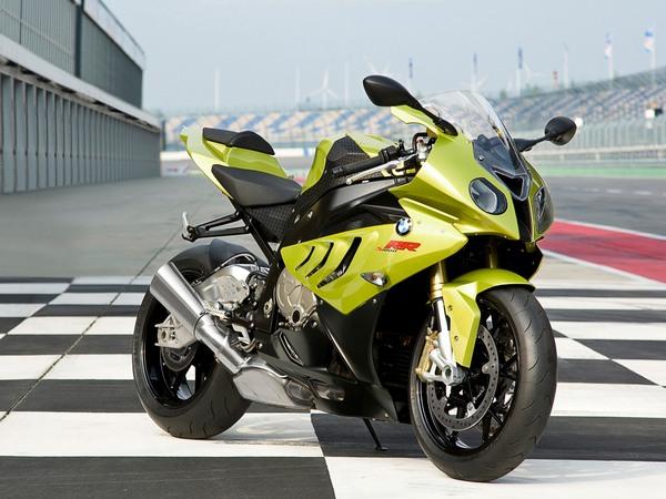 Фотогалерея мотоцикла BMW S 1000 RR (БМВ С 1000 РР) - фото 17