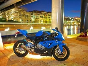 Конструктивные особенности мотоцикла BMW S1000 RR