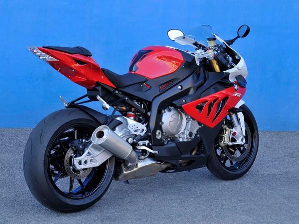 Фотогалерея мотоцикла BMW S 1000 RR (БМВ С 1000 РР) - фото 8