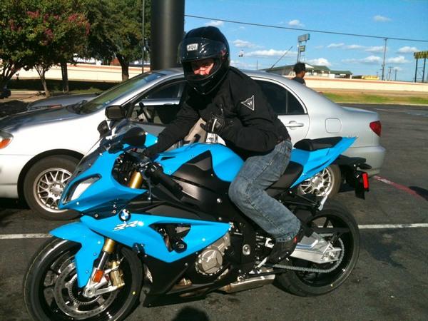Фотогалерея мотоцикла BMW S 1000 RR (БМВ С 1000 РР) - фото 4
