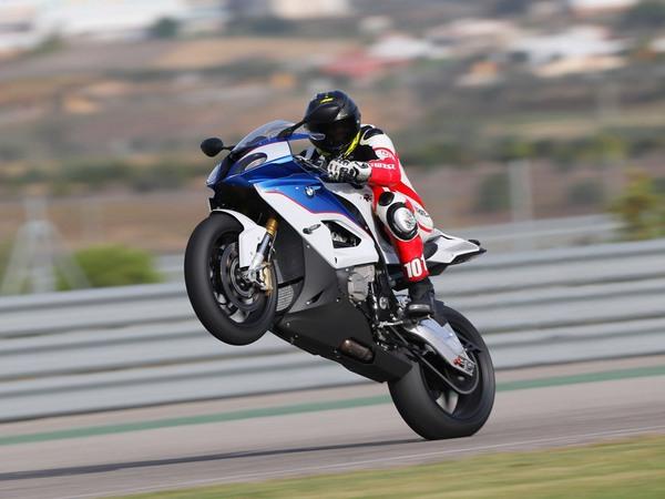 Фотогалерея мотоцикла BMW S 1000 RR (БМВ С 1000 РР) - фото 1