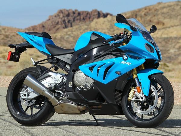 Фотогалерея мотоцикла BMW S 1000 RR (БМВ С 1000 РР) - фото 26