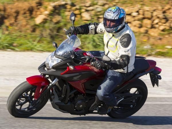 Фотогалерея  мотоцикла Honda NC750X - фото 10