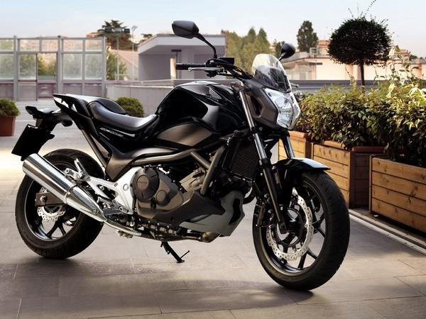 Фотогалерея  мотоцикла Honda NC750X - фото 14