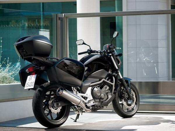 Фотогалерея  мотоцикла Honda NC750X - фото 15