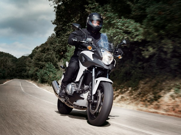 Фотогалерея  мотоцикла Honda NC750X - фото 17
