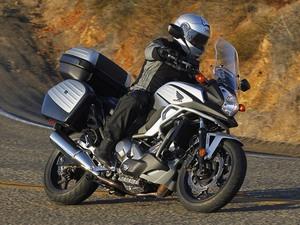 Габаритные размеры японского мотоцикла Honda NC 750 XD