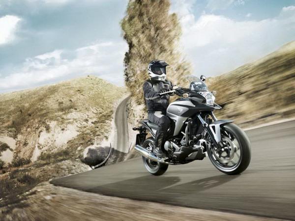 Фотогалерея  мотоцикла Honda NC750X - фото 4