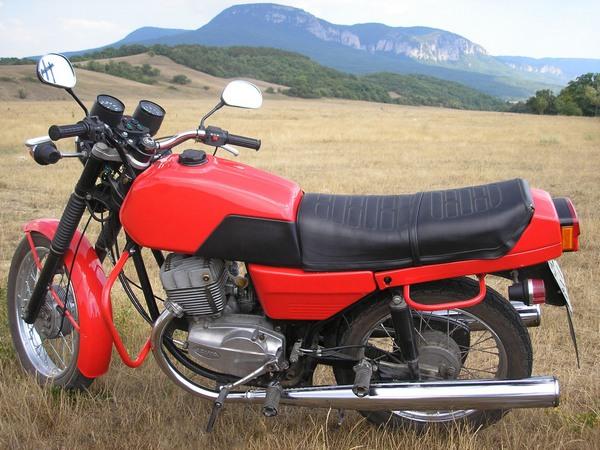 Фотогалерея мотоцикла Ява-350-638 - фото 6