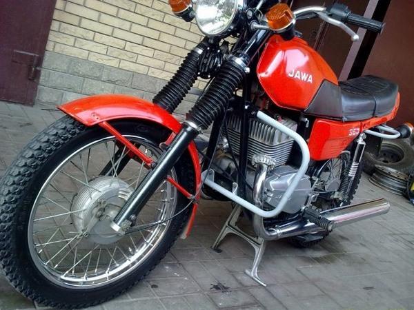 Фотогалерея мотоцикла Ява-350-638 - фото 7