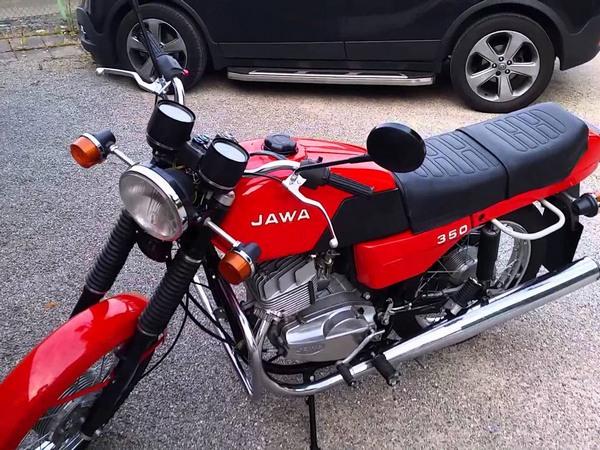 Фотогалерея мотоцикла Ява-350-638 - фото 8