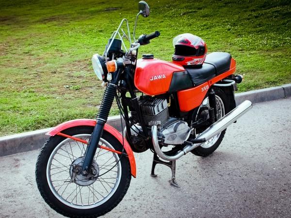 Фотогалерея мотоцикла Ява-350-638 - фото 9