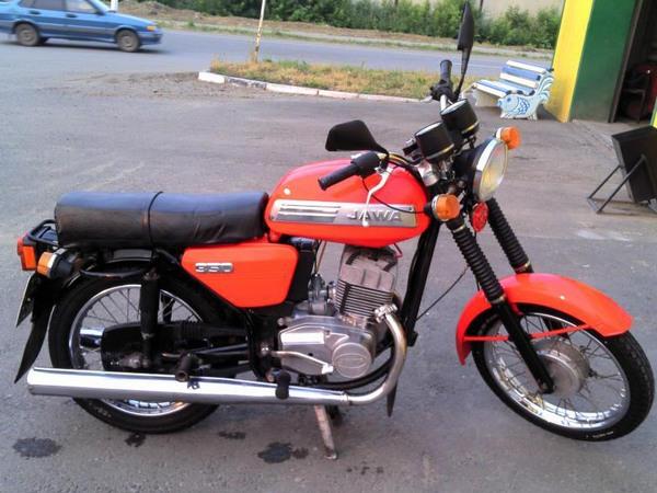 Фотогалерея мотоцикла Ява-350-638 - фото 10