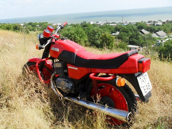 Фотогалерея мотоцикла Ява-350-638 - фото 11