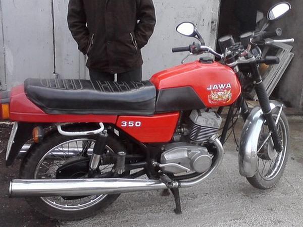 Фотогалерея мотоцикла Ява-350-638 - фото 12
