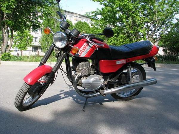 Фотогалерея мотоцикла Ява-350-638 - фото 13