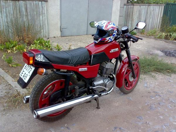 Фотогалерея мотоцикла Ява-350-638 - фото 14