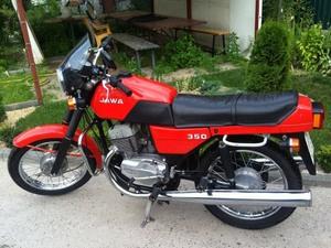 Техническая составляющая мотоцикла Ява 350