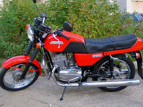 Фотогалерея мотоцикла Ява-350-638 - фото 2