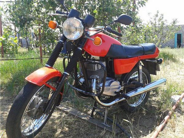 Фотогалерея мотоцикла Ява-350-638 - фото 3
