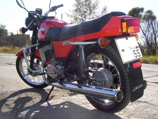 Фотогалерея мотоцикла Ява-350-638 - фото 4