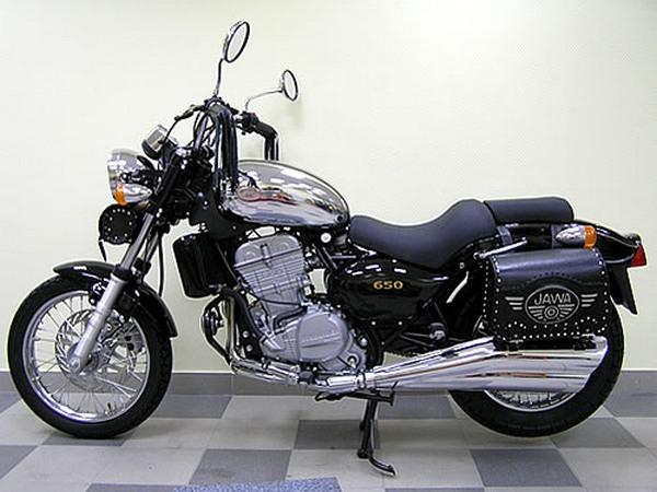 Фотогалерея мотоцикла Jawa 650 Dakar - фото 9