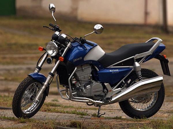 Фотогалерея мотоцикла Jawa 650 Dakar - фото 6