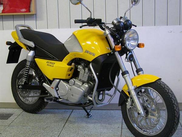 Фотогалерея мотоцикла Jawa 650 Dakar - фото 5