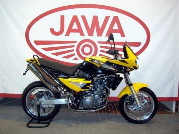 Фотогалерея мотоцикла Jawa 650 Dakar - фото 3