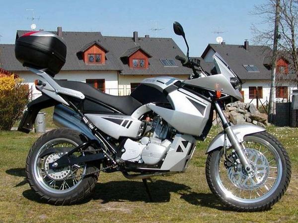 Фотогалерея мотоцикла Jawa 650 Dakar - фото 2