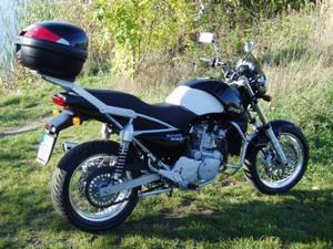 Описание модели мотоцикла Jawa 650 Style