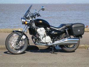 Описание мотоцикла Jawa 650 Classic