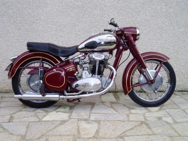 Фотогалерея мотоцикла Jawa 650 Dakar - фото 11