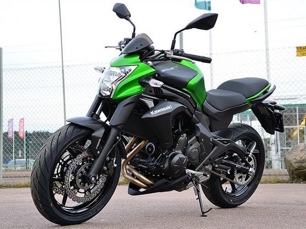 Фотогалерея мотоцикла Kawasaki Er-6n - фото 8