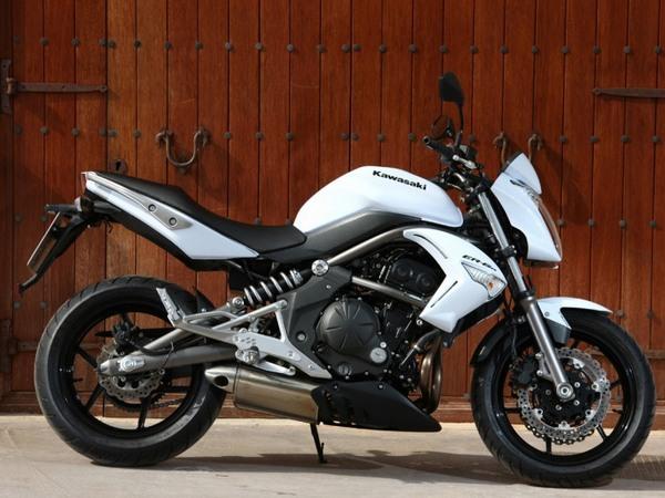 Фотогалерея мотоцикла Kawasaki Er-6n - фото 9