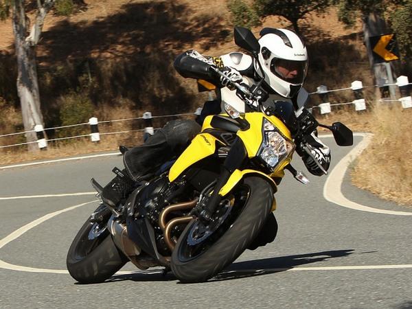 Фотогалерея мотоцикла Kawasaki Er-6n - фото 11