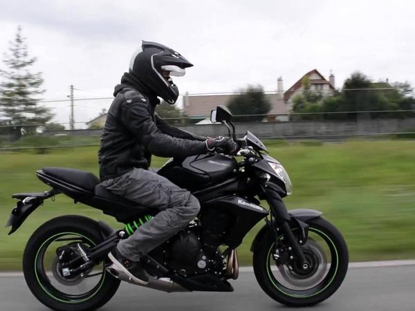 Фотогалерея мотоцикла Kawasaki Er-6n - фото 12
