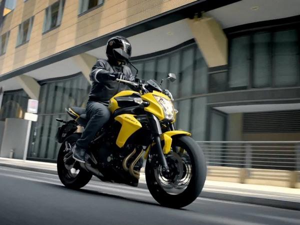 Фотогалерея мотоцикла Kawasaki Er-6n - фото 13