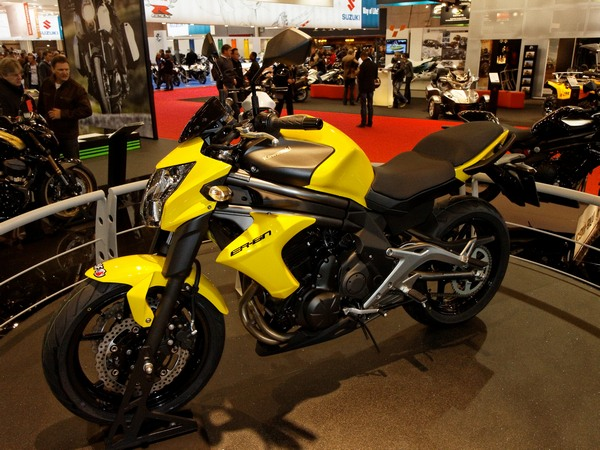 Фотогалерея мотоцикла Kawasaki Er-6n - фото 15