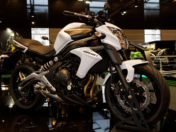 Фотогалерея мотоцикла Kawasaki Er-6n - фото 16
