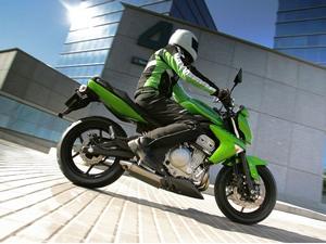 Дизайн нового Kawasaki Er-6n