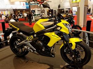 Ориентировочная стоимость Kawasaki Er-6n