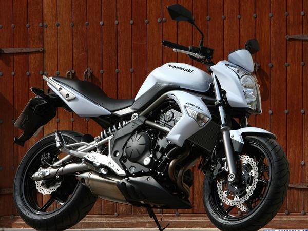 Фотогалерея мотоцикла Kawasaki Er-6n - фото 4