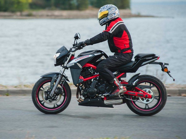 Фотогалерея мотоцикла СFMOTO 650 NK - фото 4