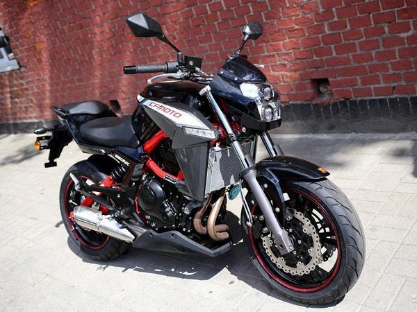 Фотогалерея мотоцикла СFMOTO 650 NK - фото 8